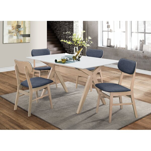 Inouye 5 Piece Dining Set by George Oliver