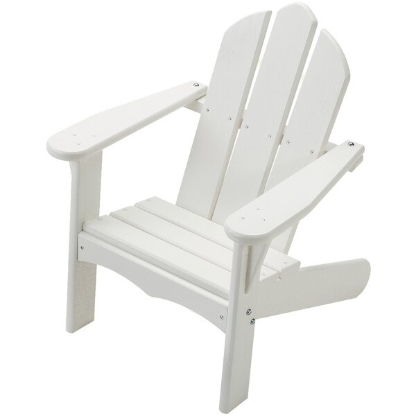 Bailey Youth Wood Adirondack Chair by Little Colorado