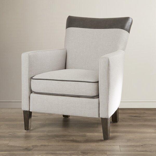 5West Armchair by Sunpan Modern