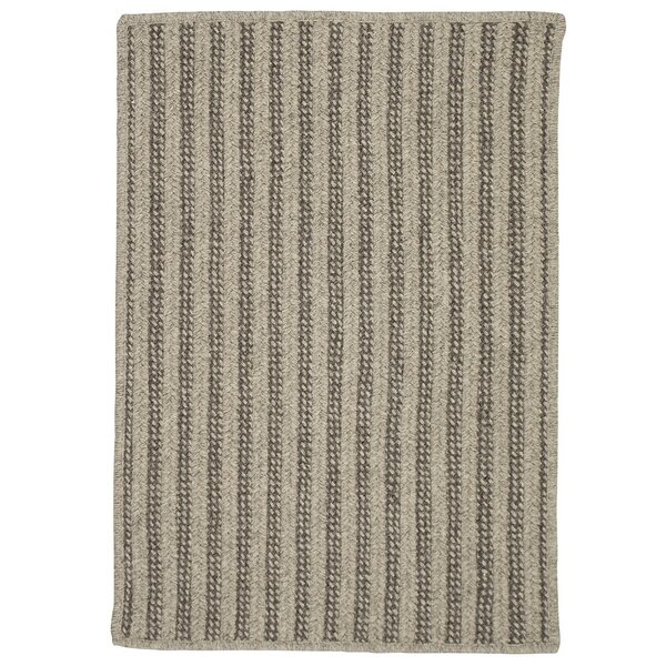 Cadenville Hand-Woven Gray Area Rug by Gracie Oaks