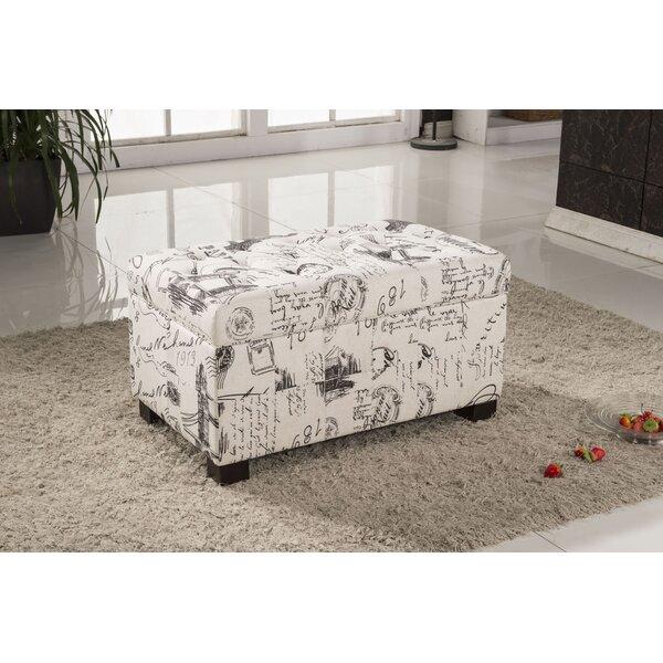 Etherton Upholstered Storage Bench