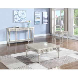 Blaxcell 2 Piece Coffee Table Set Rosdorf Park Cool