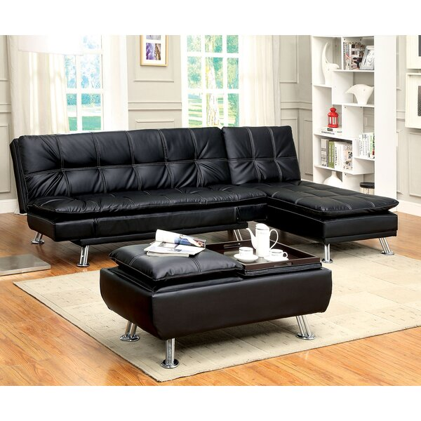 #2 Hauser Sleeper 3 Piece Living Room Set By A&J Homes Studio 2019 Sale