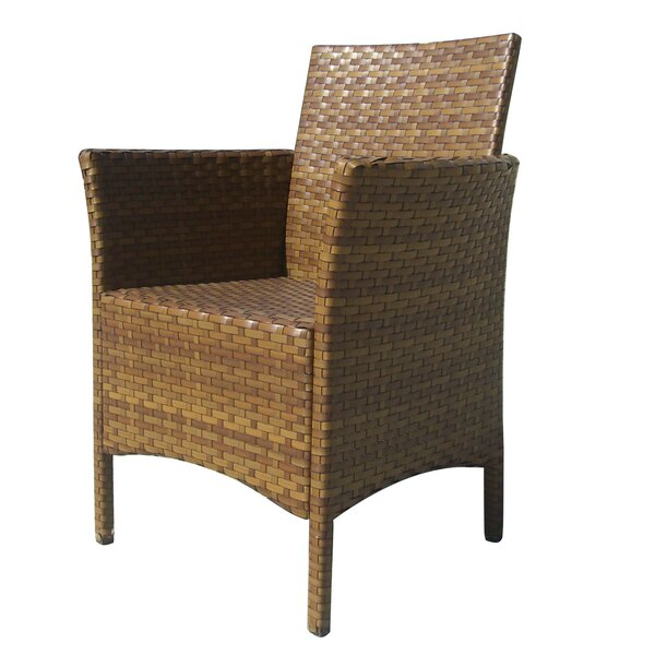 St Barths Lounge Chair with Cushion by Panama Jack Outdoor