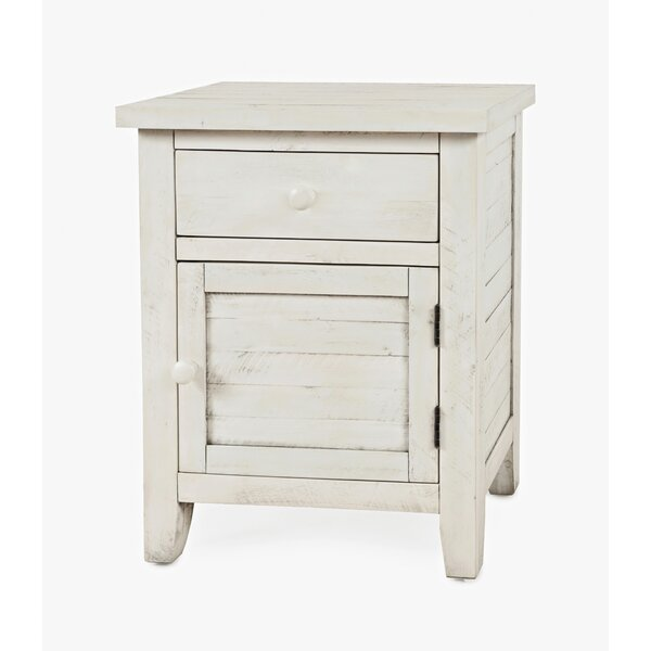 Kase 1 Door Accent Cabinet by Highland Dunes