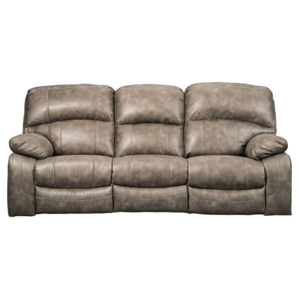 Luciene Reclining Pillow Top Arms Sofa by Red Barrel Studio Red Barrel Studio