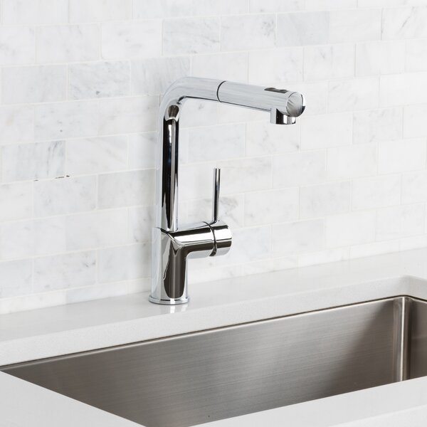 Pull Out Single Handle Kitchen Faucet by Hahn Hahn