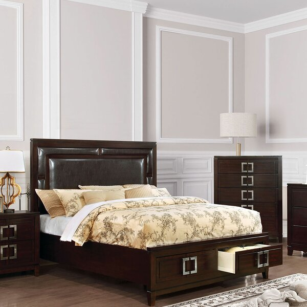 Lamontagne Upholstered Storage Platform Bed by Latitude Run