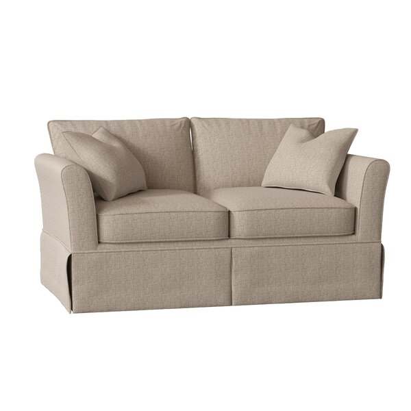 Shelby Loveseat by Wayfair Custom Upholstery™