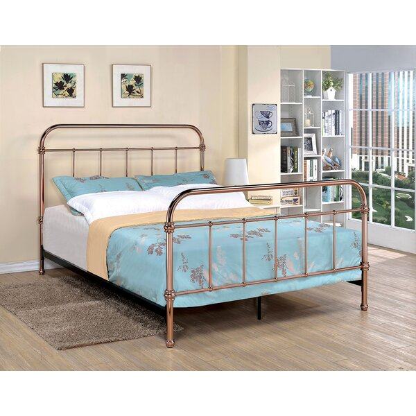 Tamia Platform Bed by A&J Homes Studio