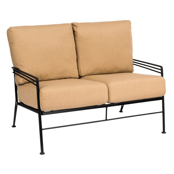 Madison Loveseat by Woodard