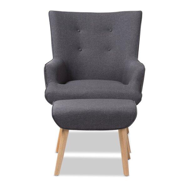 Crantor Lounge Chair by Corrigan Studio
