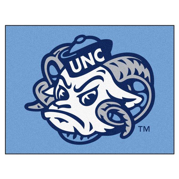 NCAA University of North Carolina Chapel Hill All Star Doormat by FANMATS