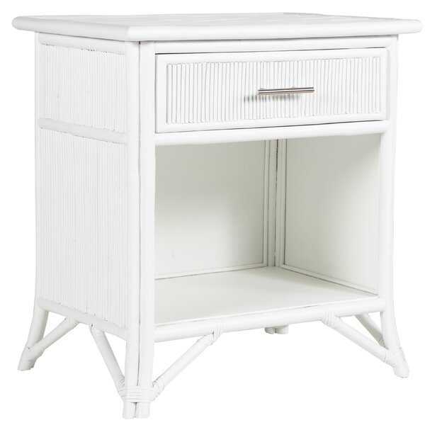Bermuda 1 Drawer Nightstand by David Francis Furniture