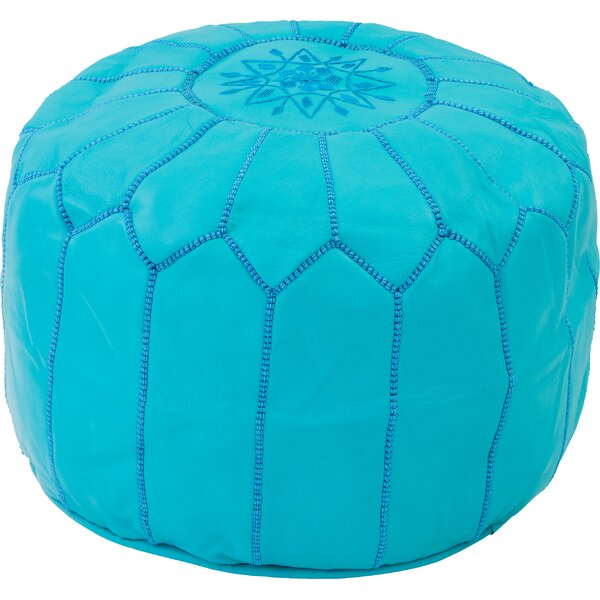 Givens Pouf by Bungalow Rose