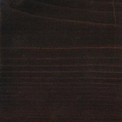 "Kennicott Crossleg Wooden Picnic Bench Size: 17"" H x 94"" W x 11"" D, Color: Walnut Stain"