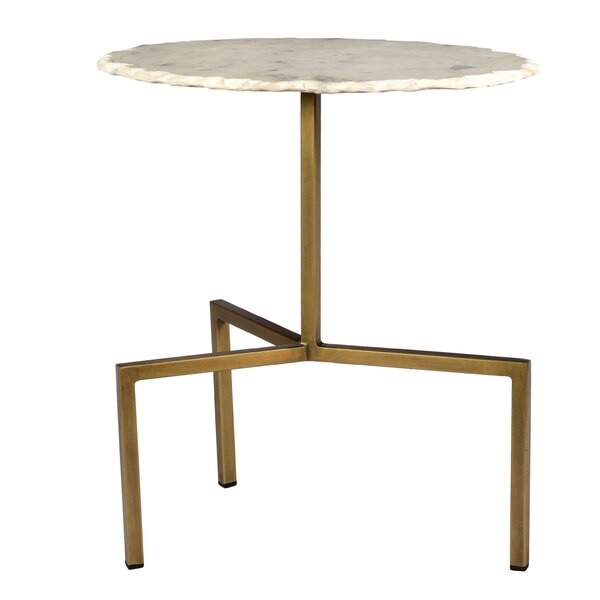 Bhavin End Table By Everly Quinn