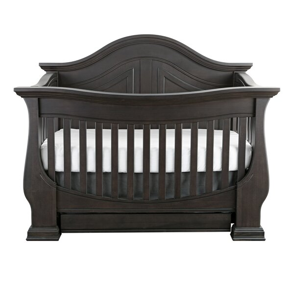 Dorchester 4-in-1 Convertible Crib by Baby Applese