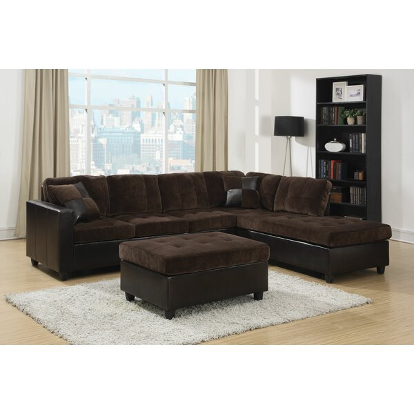 Mcandrews Right Hand Facing Sectional By Red Barrel Studio
