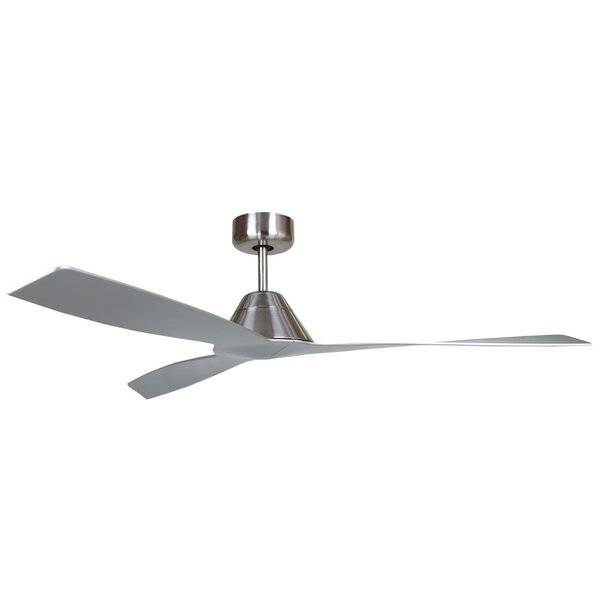 52 Armengol 3 Blade Ceiling Fan with Remote by Orren Ellis