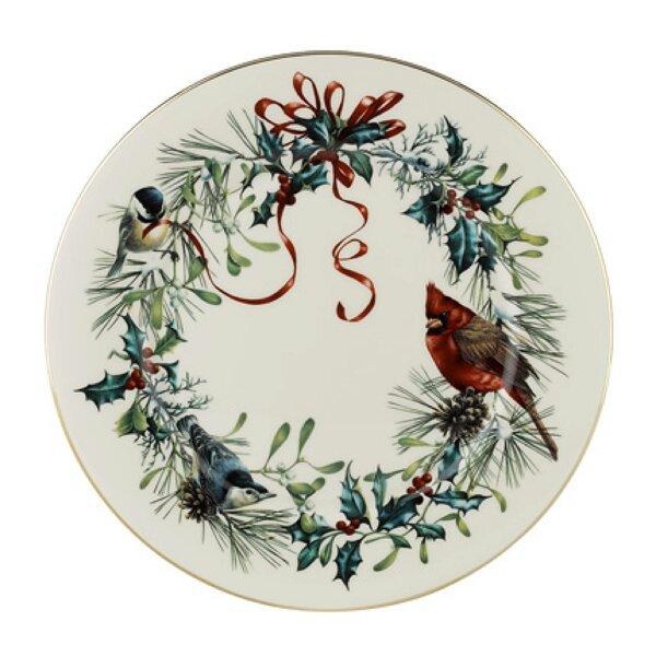 Winter Greetings 10.75 Dinner Plate (Set of 4) by Lenox