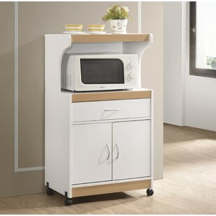 Merveilleux Microwave Cabinet With Storage | Wayfair