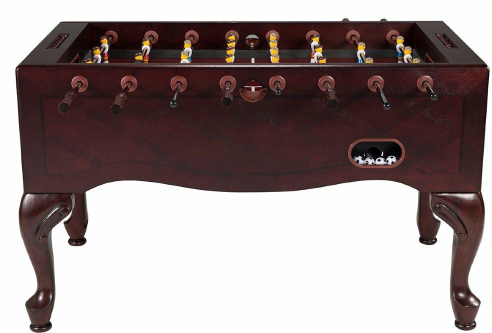 Berner Billiards Furniture Style Foosball Table U0026 Reviews   Wayfair