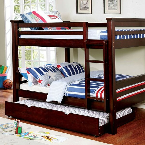 Gaenside Bunk Bed by Harriet Bee