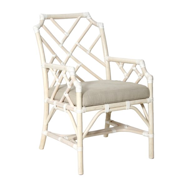 New Classics Patio Dining Chair with Cushion by Kenian