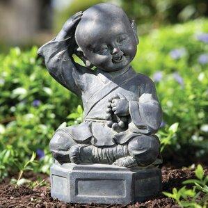 Dreaming Buddha Garden Statue