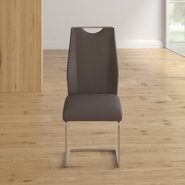 Hailey Contemporary Side Chair (Set of 2) by Orren Ellis
