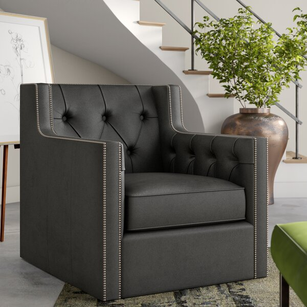 Candace Wingback Chair by Bernhardt