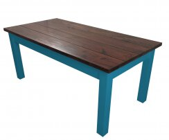 Charleston Solid Wood Dining Table by Ezekiel and Stearns Ezekiel and Stearns
