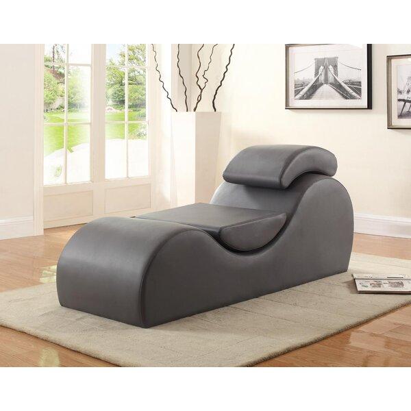 Agridaki Ac Yoga Chaise Lounge By Brayden Studio