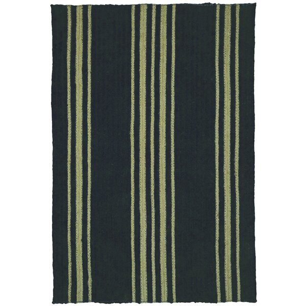 Smith Farmhouse Black Area Rug by Homespice Decor