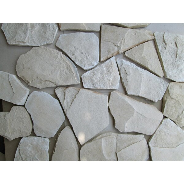 Bedrock Random Sized Concrete Composite Rock Exterior Tile in Alberta by Emser Tile