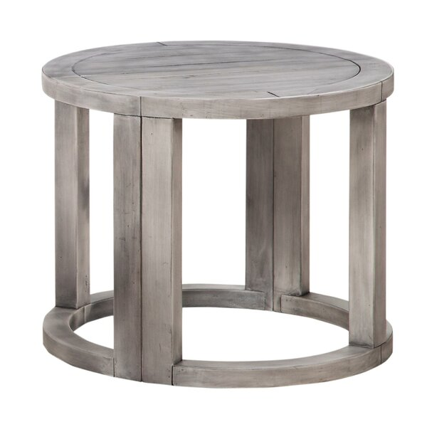 Calzada End Table (Set of 2) by Highland Dunes Highland Dunes