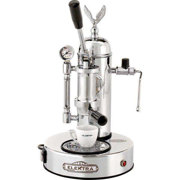 Microcasa a Leva Espresso Machine by Elektra