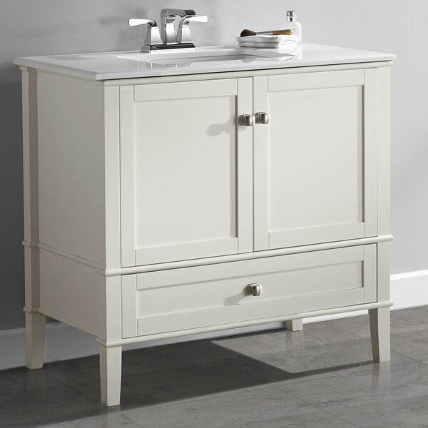 Chelsea 37 Single Bathroom Vanity by Simpli Home