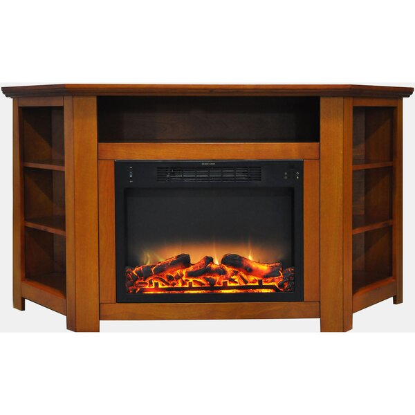 Cesar Electric Fireplace TV Stand by Red Barrel Studio