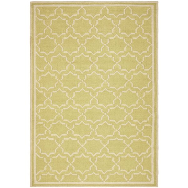Dhurries Beige Area Rug by Safavieh