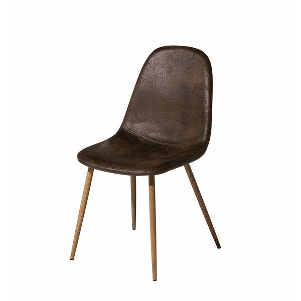 Riser Upholstered Dining Chair (Set of 2) by Brayden Studio