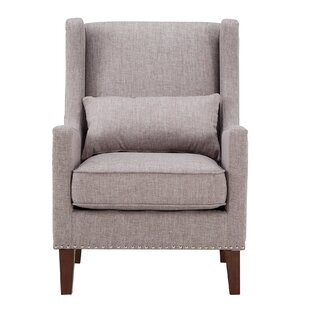 Compare & Buy Oneill Wingback Chair By Andover Mills