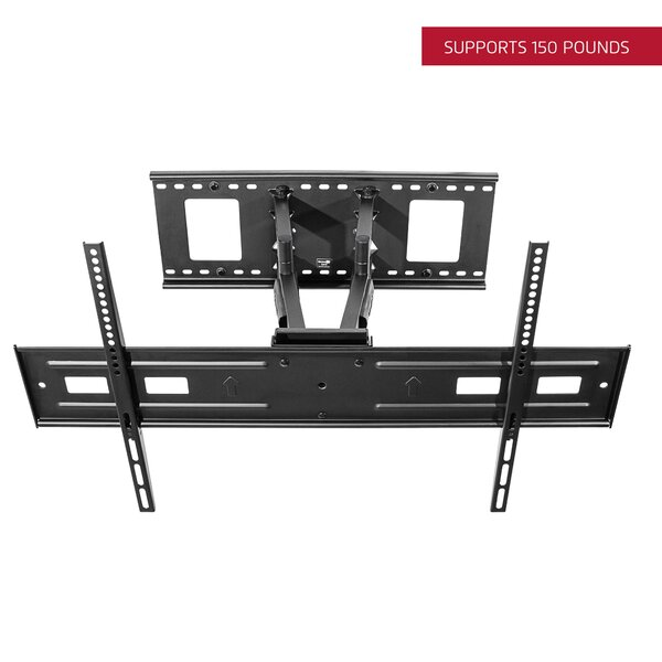 Full Motion Tilt Wall Mount  for 37 - 80 Flat Panel Screens by Seneca AV