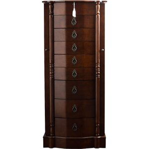 Turene Jewelry Armoire by Astoria Grand