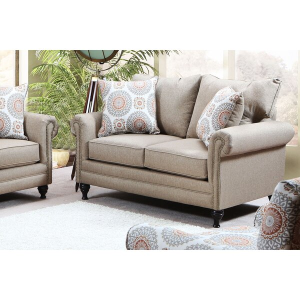 Dierks Loveseat By Darby Home Co