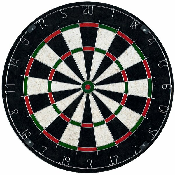 Professional Bristle Dartboard Set by Trademark Ga