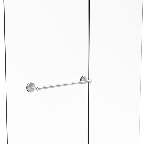 Monte Carlo Shower Door Wall Mounted Towel Bar by Allied Brass