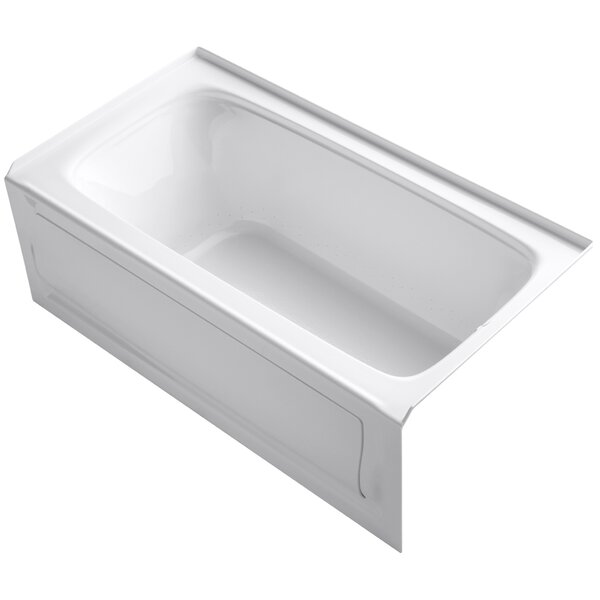Bancroft 60 x 32 Air Bathtub by Kohler