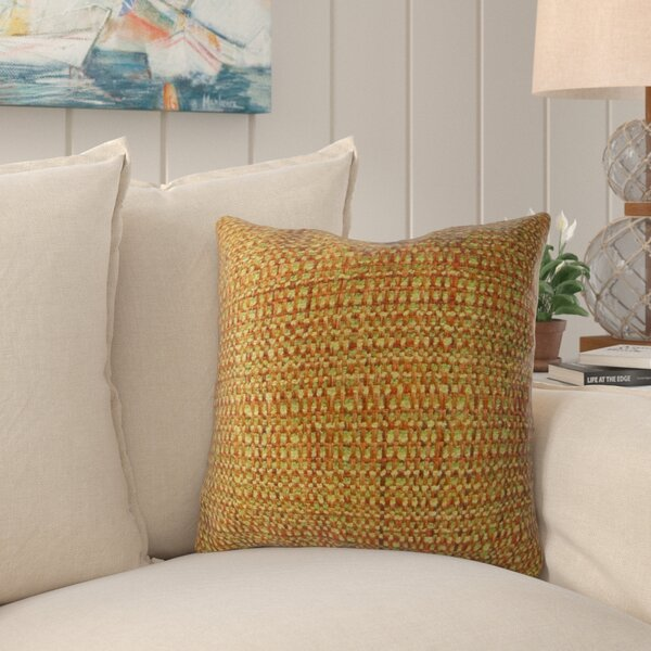 Kyser Handmade Luxury Pillow by Bayou Breeze